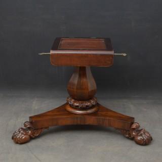 Exquisite William IV Rosewood Centre Table