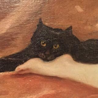 'Vanity'  - Oil on Canvas