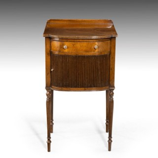 An Early 19th Century Night Cupboard by Gillows of Lancaster