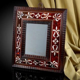 Spanish Colonial Mirror (Mexico, 17th century)