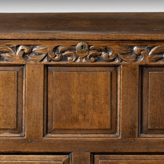 An Exceptionally Handsome Late 18th Century Mule Chest