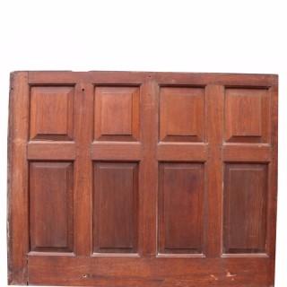 Antique Oak Panelling 5.8 Meters