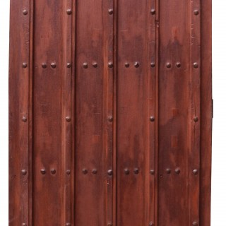 Reclaimed 18th Century Style Plank Door
