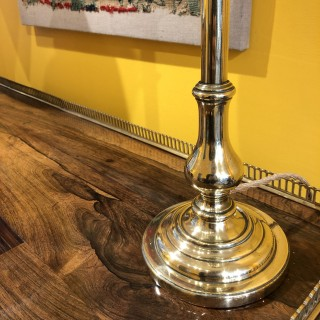 Antique Brass Table Lamp