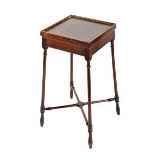 19th Century Oak Urn Stand