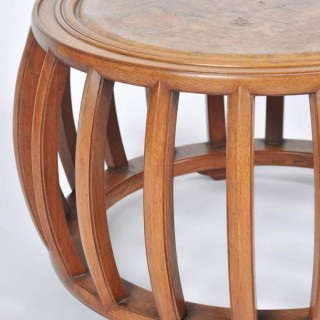 Chinese Hardwood Opium or Coffee Table