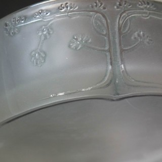 Rene Lalique Glass 'Quatre Papillons' Box