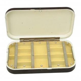 Vintage Hardy Neroda Dry Fly Fishing Box