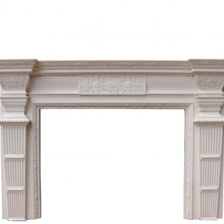 19th Century English Fire Surround