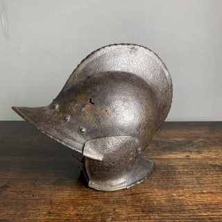 16th Century Antique Italian Helmet