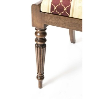 Antique Pollard Oak Victorian Dining Table 19th C & 12 Bespoke Chairs