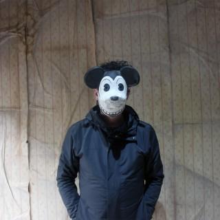 Two Very Rare German Walt Disney Mickey Mouse Masks c.1935