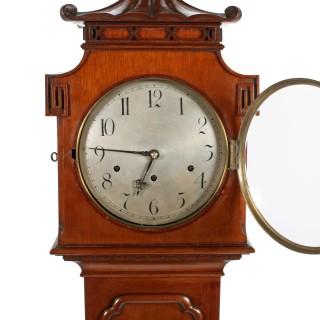 Chinoiserie Design Grandmother Clock