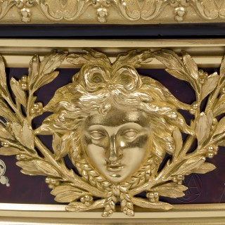 Unusual Boulle Marquetry Gueridon