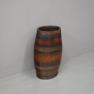 Sherry Cask Stick Stand