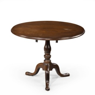 A George III Mahogany Tilt Table of Substantial Size