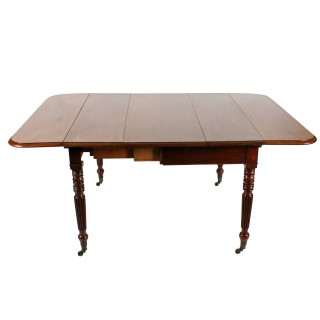 Regency Drop Leaf Dining Table