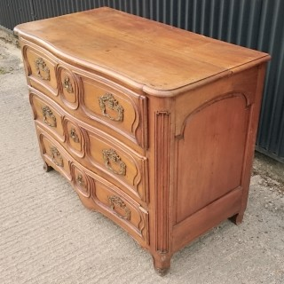 Early Nineteenth Century French Antique Commode Chest
