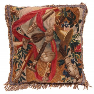 Beauvais Tapestry cushion