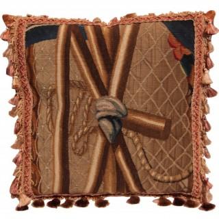 Beauvais Tapestry cushion
