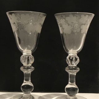 Pair of Victorian Glasses