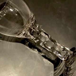 Eighteenth Century Drinking Glass