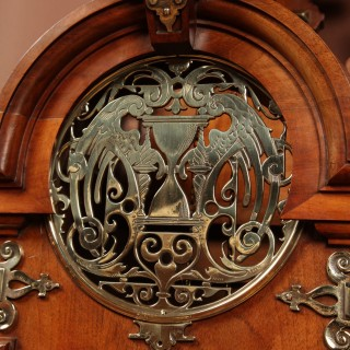 Exhibition Quality Black Forest LFS Longcase Clock, Circa 1876