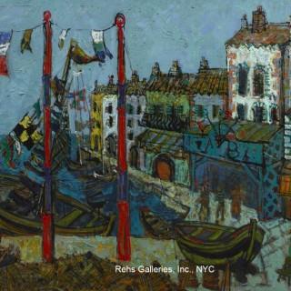 Le Port de Saint Mandrier