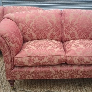 Grantley Sofa by Howard and Sons of London
