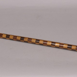Antique Dutch 19th Century Walking Stick