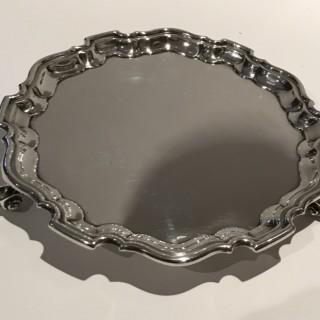 Silver Tray/Salver