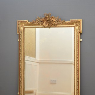 Turn of the Century Wall Mirror