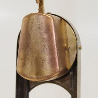 American Electric Torsion Clock - Tiffany Never Wind