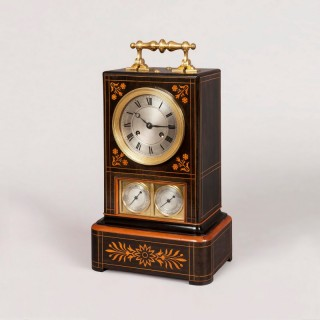 A French Mantle Clock of the Charles X Period
