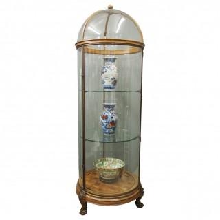 Circular Display Cabinet from Hamilton & Inches Edinburgh