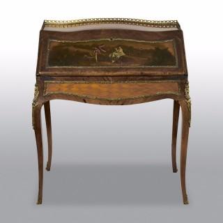 Louis XVI Style Vernis-Martin Bonheur de Jour
