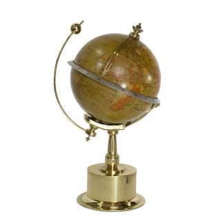 Globe Empire Clock - Richard's Chronosphere