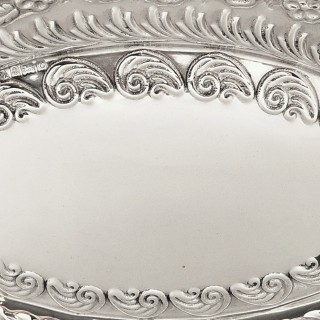 Antique Edwardian Sterling Silver 12