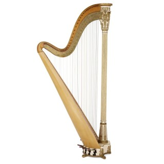 Antique 'Grecian Harp' by Érard