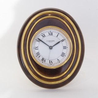 Cartier Alarm Clock, model 7511