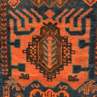 Important Chakansur Baluch main carpet