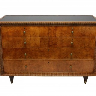 AN EXCEPTIONAL LARGE COMMODE BY BORSANI