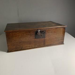 Oak Bible Box C1780