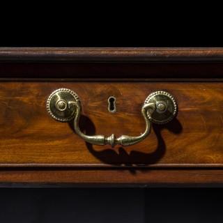 George III Chippendale Pembroke Table