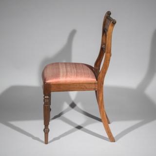 Fine Set of Twelve Regency Dining Chairs