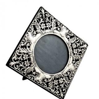 Antique Edwardian Sterling Silver 6