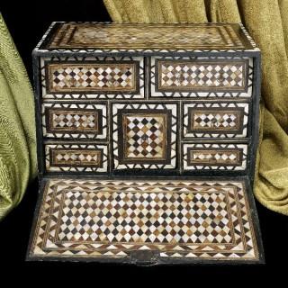A Very Rare Ottoman Table Box (Circa 1600)