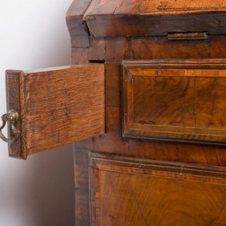 Walnut Bureau 18th Century