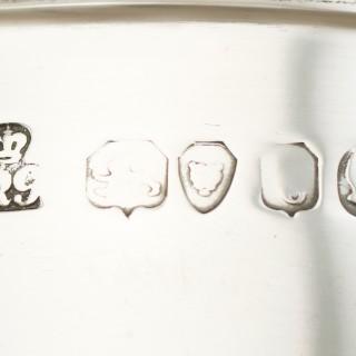 Sterling Silver Goblet - Antique William IV (1834)