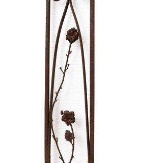 Reclaimed Antique Wrought Iron Panels